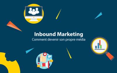 Le nouveau souffle : l'inbound marketing !