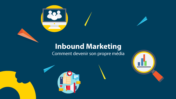 Le nouveau souffle : l'inbound marketing !
